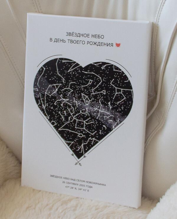 Серце на білому. Фото № 3