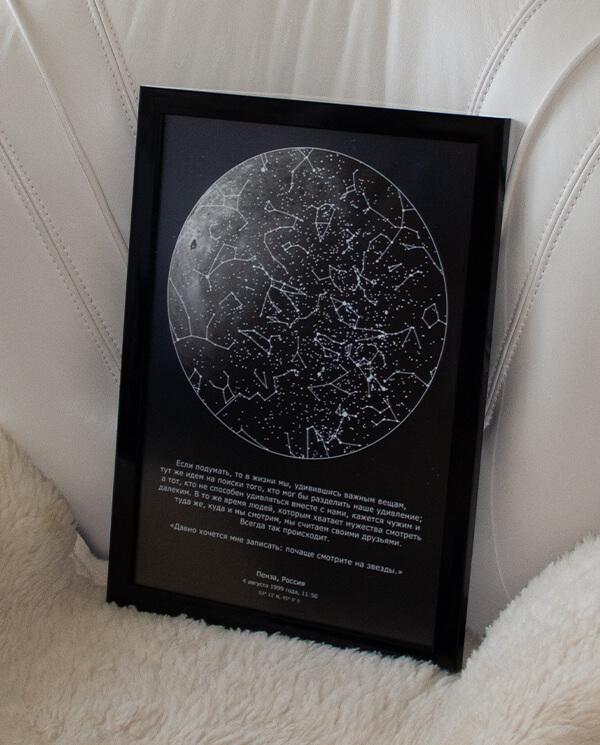 Нічний місяць. Фото № 2