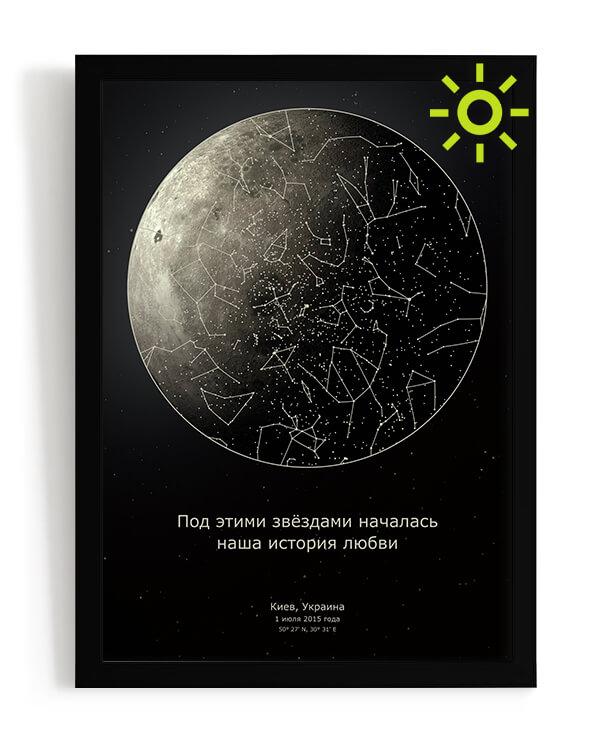 Нічний місяць